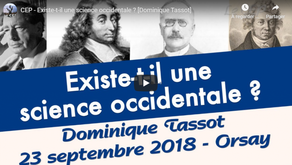 science-occidentale
